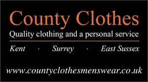 County Clothes Menswear Tenterden David Bruton