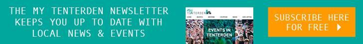 Register for the My Tenterden newsletter