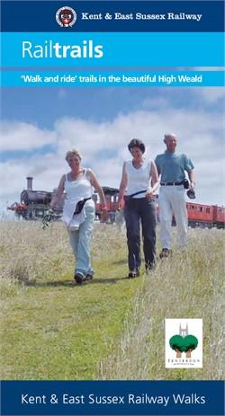Railtrail 1 – Wittersham Road Station to Tenterden Station walk