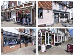 Tenterden High Street Showcase video 2016