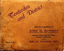 Tenterden and District Brochure 1924