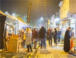Tenterden Christmas Market 2018 Photos