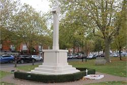 Tenterden War Memorial Names