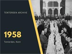 Tenterden Archive - Year 1958