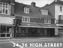 Tenterden Archive - 34 High Street