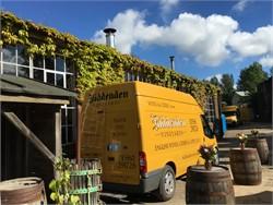 Record breaking local food day at Biddenden Vineyards