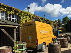Record breaking local food day at Biddenden Vineyards