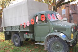 Tenterden Poppy Appeal 2018 Photos