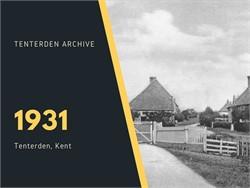Tenterden Archive Year - 1931