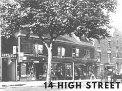 Tenterden Archive - 14 High Street