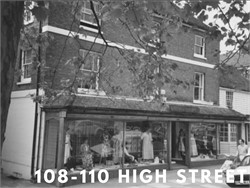 Tenterden Archive - 108 High Street