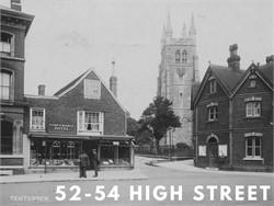 Tenterden Archive - 52 High Street