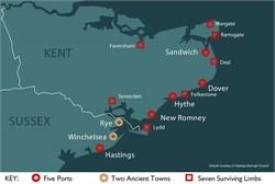 The Confederation of Cinque Ports