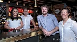 Cafe Rouge Tenterden Christmas Showcase