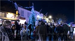 Photos Tenterden Christmas Lights Switch on 2016