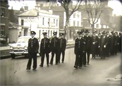 Tenterden 1950s Bill Parsons Film Archive
