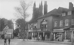 Tenterden Town Hall Archive Photos