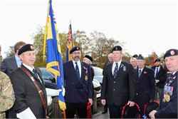 Photos Remembrance Day 2018