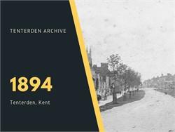 Tenterden Archive - Year 1894