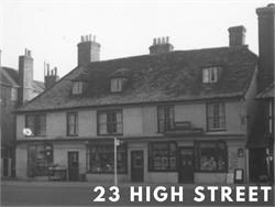 Tenterden Archive - 23 High Street