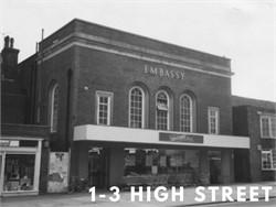 Tenterden High Street - 1-3 High Street