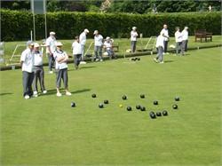 Tenterden Bowls Club results