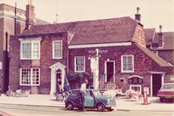 A walk through Tenterden in 1980