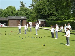 Tenterden Bowls Club News 7 August 2016