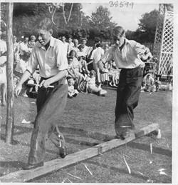 Tenterden Club Gala Day 1950s - Archive Photos