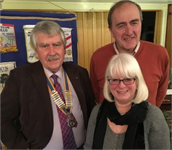 Starfish Malawi Charity at Tenterden Rotary Club