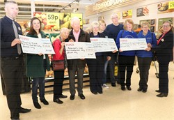 Tesco Bags of Help | Tesco Tenterden Store