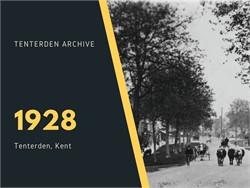 Tenterden Archive - Year 1928