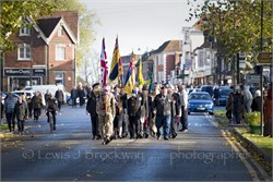 Photos Remembrance Sunday Tenterden 2016