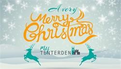 Merry Christmas from My Tenterden