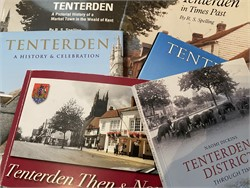 Local Authors in Tenterden