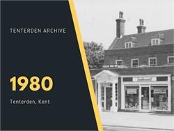 Tenterden Archive Year - 1980