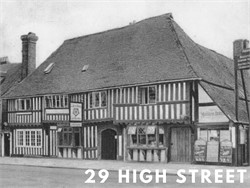 Tenterden Archive - 29 High Street