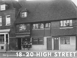 Tenterden Archive - 18 High Street