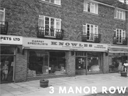 Tenterden Archive - 3 Manor Row