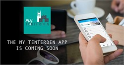 The MyTenterden app