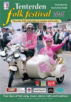 Tenterden Folk Festival 2016 Brochure and Information