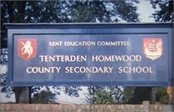 Homewood School 1963 - Bill Parsons film archive