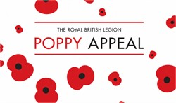 2018 Poppy Appeal in Tenterden and St Michaels