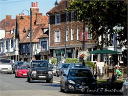 Tenterden Shop Changes 2015-2016