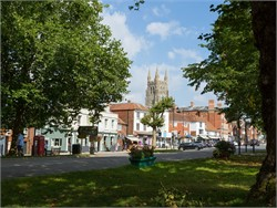 Tenterden High Street Photos Shops and Businesses - North Side