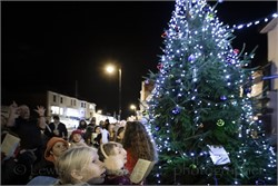 Tenterden Christmas Lights Switch On 2017 Photos