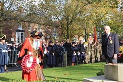 Parade and Service of Remembrance 2019