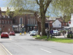 Free Car Parking in Tenterden