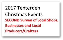 Survey Tenterden Christmas Market