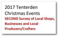 Survey Tenterden Christmas Market